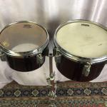 Pearl タム ティンバレス ロートタム 片面 ヘッド パール 日本製 tom ドラム パーカッション