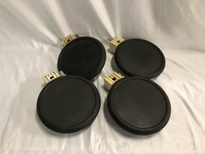 Roland PD-7 ローランド midi パッド 電子ドラム V-drum 4つセット