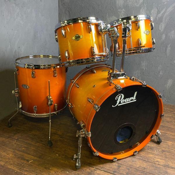Pearl ドラムセット Masters premium mapleシリーズ